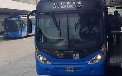 SE FORTALECE EL SERVICIO EL MIO EN LA AVENIDA CIUDAD DE CALI Y LA CARRERA 0CTAVA